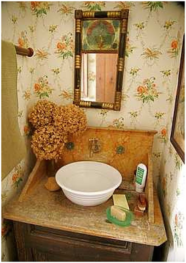 Modern and innovative bathroom designs - Country cottage bathroom design ideas ...