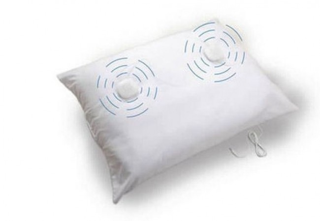 Sound Oasis brings us therapy pillows with built-in speakers