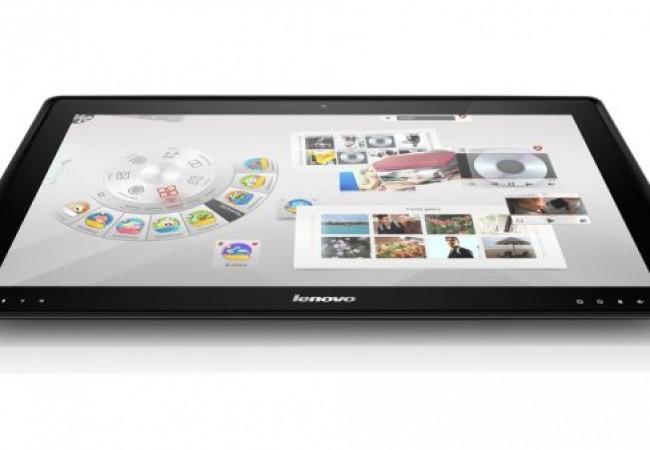 Lenovo's IdeaCenter Horizon Table PC