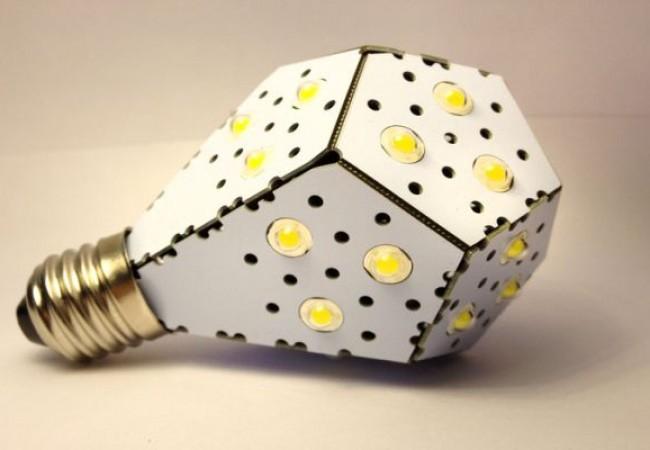 NanoLight LED light bulb