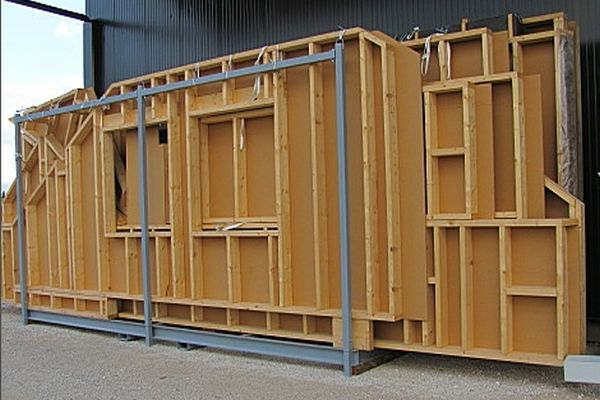 Wood Frame Construction : Wood Frame House Construction - Photo Frames & Pictures Design