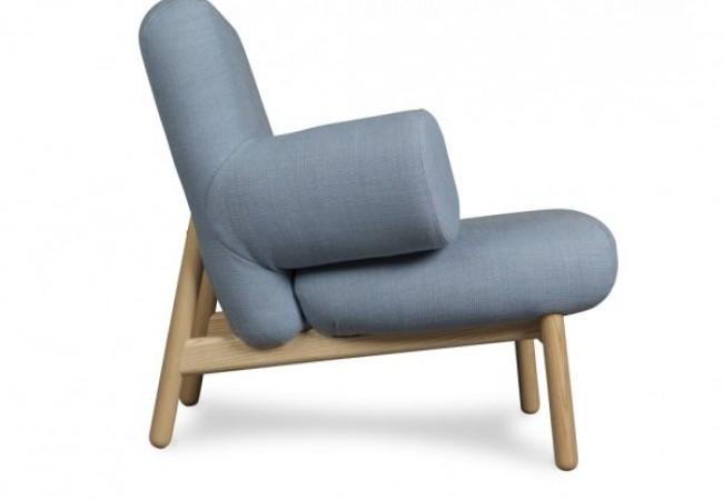 Panda armchair by Matti Klenell