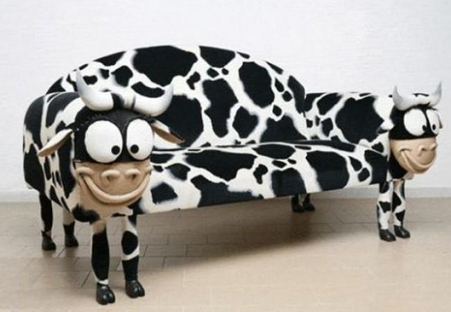 The Cow Sofa