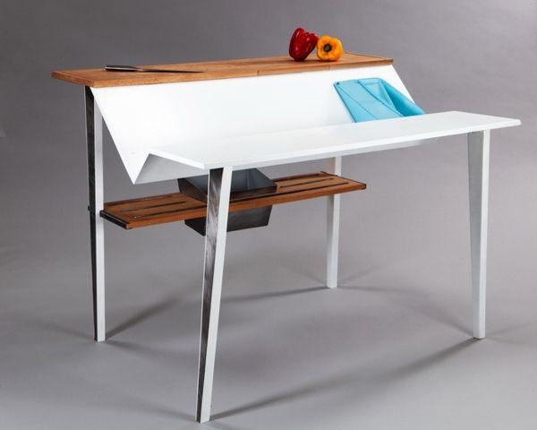 Tish Dual Purpose Kitchen Table 2
