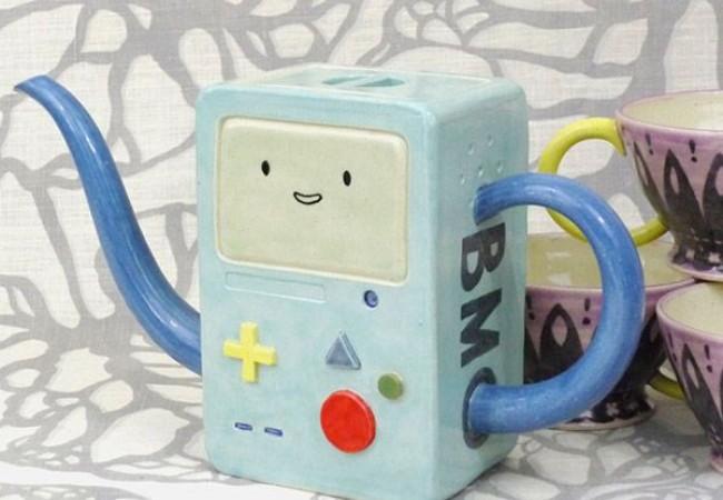 Handmade BMO Teapot_1
