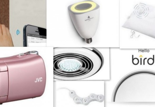 Electronic home gadgets of 2013