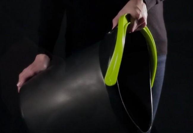 Big Gripper bucket with ergonomic features_1