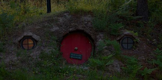 pics photos photos of a real life hobbit house in pennsylvania 9