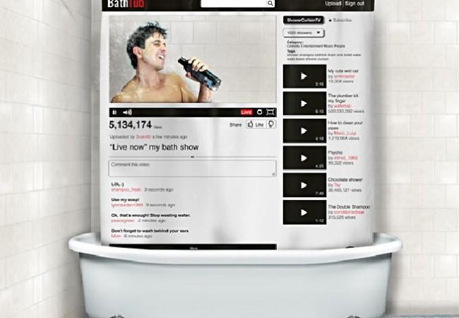 Online Bath Shower Curtain_1