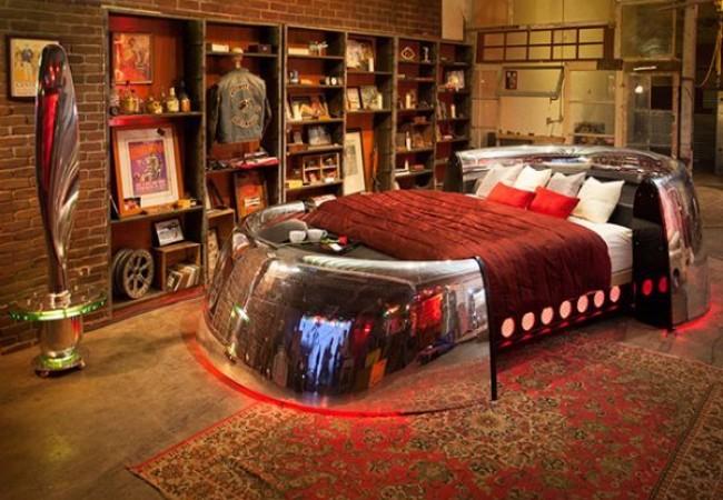 Jumbo 747 Sleeper bed from MotoArt_1