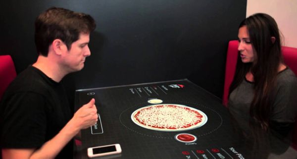 pizza technology the interactive table_1