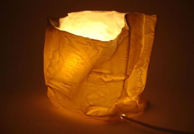 Brown Paper Bag Lamp_1