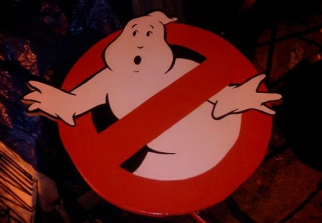 Ghostbusters Coffee Table