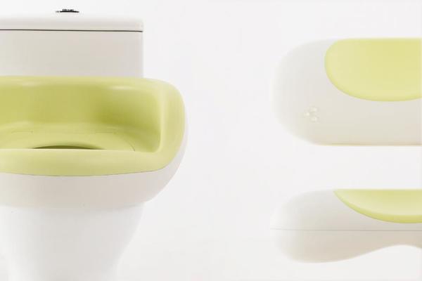 Corrola Washlet toilet system for pregnant women_4