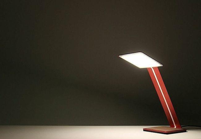 Aerelight OLED lighting design_1