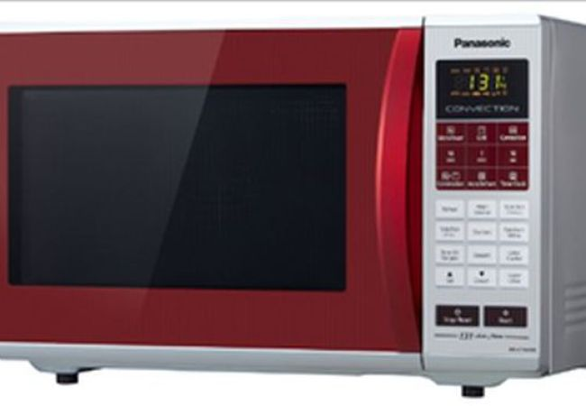 Panasonic healthy cooking New Range Microwave Oven