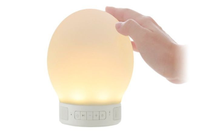 Smart lamp speaker by emoi_2