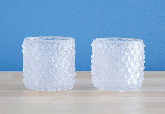 Bubble Wrap Glass Set by Chris Taylor_1