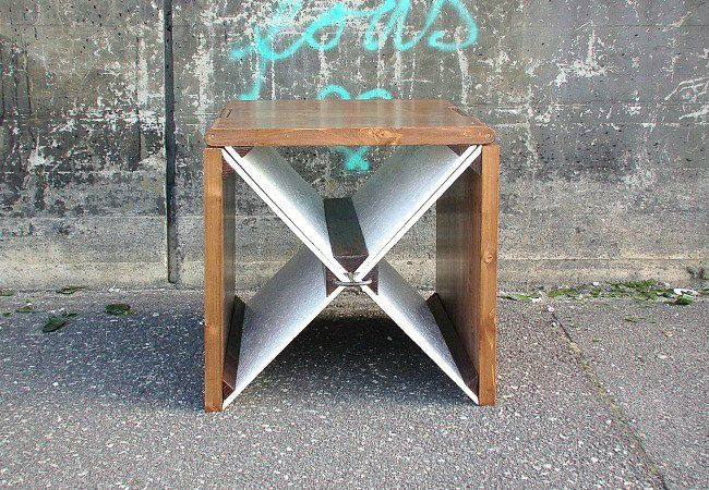 Lie Chair By Andrei Pop