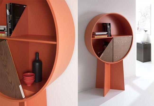 Patricia Urquiola's Luna cabinet