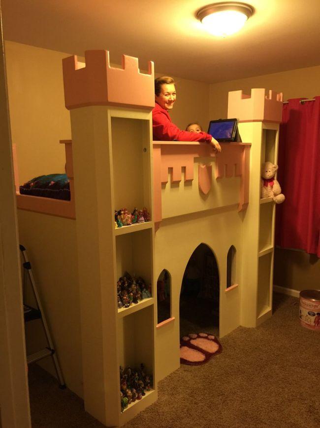 The Princess Castle by Redditor Skerley_1