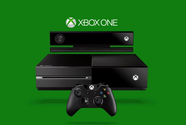 Xbox One games console_3