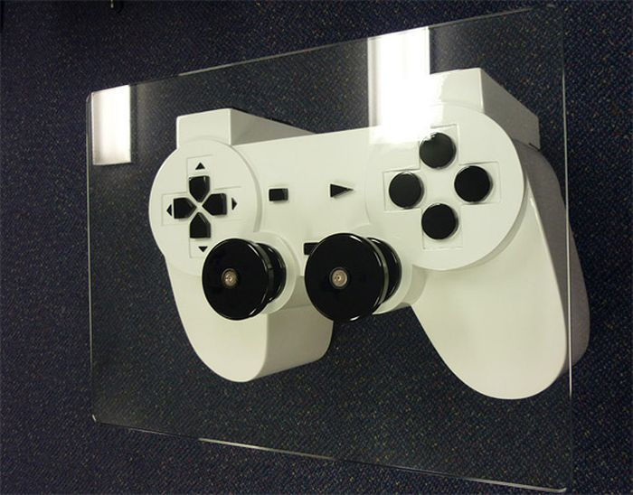 PlayStation Controller Coffee Table_7