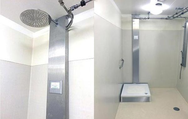 Orbsys Shower System