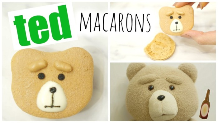 Ted inspired Macrons