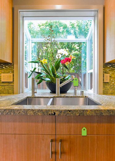 Give your kitchen window a garden style makeover_3