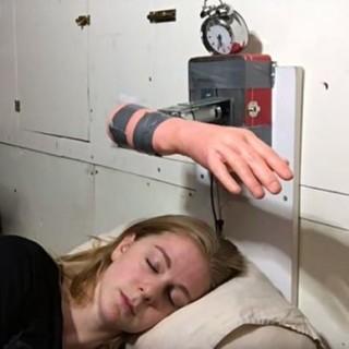 Wake-up Machine alarm clock