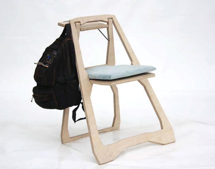 Chair by Yurii Celga_2